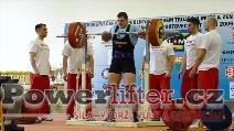 Pavel Kaňák, 260kg