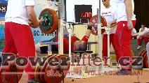 Pavel Čurda, 200kg