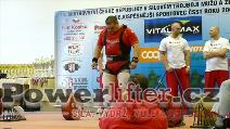 Pavel Čurda, 320kg