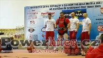 Pavel Čurda, 325kg