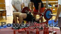 Petra Bričová, 95kg
