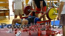Tomáš Ježek, 205kg