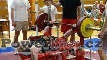 Jakub Sedláček, 207,5kg