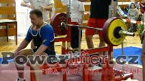 Tomáš Ježek, 210kg