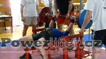 Tomáš Tvarůžka, 165kg
