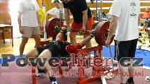 Miloš Hýbl, 225kg