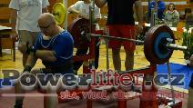 Martin Turek, 200kg