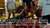 Miroslav Paukert, 227,5kg