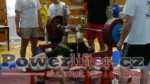 Jiří Kati, 245kg
