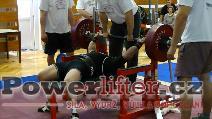 Pavel Černák, 230kg
