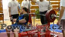 Milan Selinger, 232,5kg