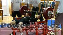 Pavel Černák, 237,5kg