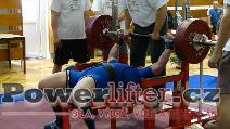 Petr Bolf, 227,5kg