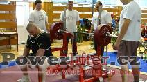 Tomáš Šeděnka, 225kg