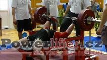 Jan Malinovský, 232,5kg