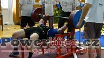 Pavel Demčák, 265kg