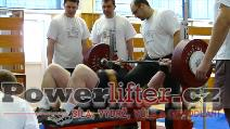 Antonín Šota, 235kg