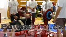 Jaroslav Šoukal, 250kg