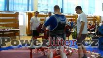 Milan Špingl, 280kg