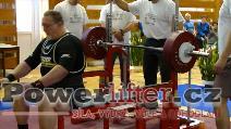 Petr Macák, 235kg