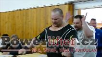 Milan Špingl, 302,5kg
