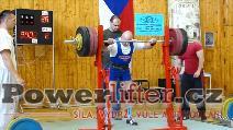 Libor Burýšek, 240kg