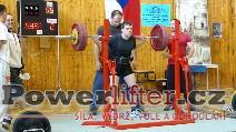 Martin Dolejš, 135kg