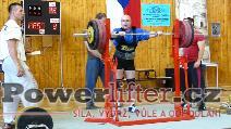 Aleš Spiewok, 185kg