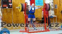 Libor Burýšek, 255kg
