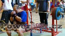 Michal Sekot, 172,5kg