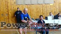 Libor Burýšek, 172,5kg