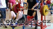 Aleš Spiewok, 155kg