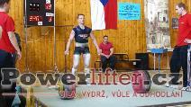 Karel Ruso, 240kg