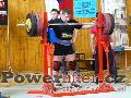 Václav Jaremczuk, 240kg