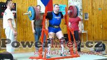 Zdeněk Trnka, 220kg