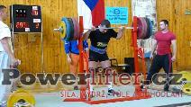 Václav Jaremczuk, 285kg