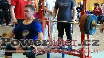 Zoltán Kanát, 220kg