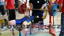 Zdeněk Trnka, 165kg