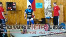 Milan Greguš, 245kg