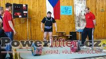 Václav Jaremczuk, 270kg