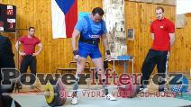 Josef Wächter, 245kg