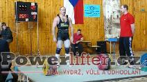 Zdeněk Šudoma, 255kg