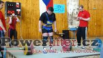 Zoltán Kanát, 262,5kg