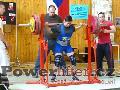 Antonín Pavelka, 150kg