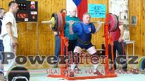 Josef Ptáček, 190kg