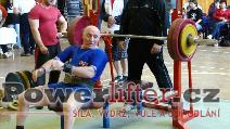 Karel Schoř, 145kg