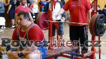 Milan Mrázek, 175kg