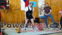 Miroslav Martynink, 160kg
