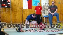 Štefan Zvada, 230kg