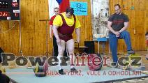 Milan Mrázek, 235kg
